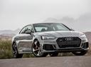 Фото авто Audi RS 5 F5, ракурс: 315 цвет: серый
