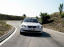 Фото авто BMW 5 серия E60/E61 [рестайлинг],  цвет: серебряный