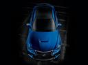 Фото авто Lexus RC 1 поколение, ракурс: сверху цвет: синий