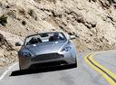 Фото авто Aston Martin Vantage 3 поколение [2-й рестайлинг],  цвет: серый