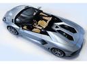 Фото авто Lamborghini Aventador 1 поколение, ракурс: 135 цвет: серый