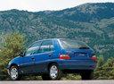 Фото авто Citroen Saxo 2 поколение, ракурс: 135