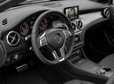 Новый Mercedes-Benz GLA-Класс, черный металлик, 2015 года выпуска, цена 1 800 000 руб. в автосалоне