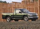 Фото авто Chevrolet Colorado 1 поколение, ракурс: 315
