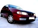 Фото авто Nissan Almera N15, ракурс: 315 цвет: красный