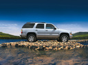 Фото авто Chevrolet Tahoe GMT800, ракурс: 270