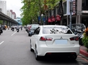 Фото авто Mitsubishi Lancer X, ракурс: 180