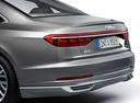 Фото авто Audi A8 D5, ракурс: задняя часть