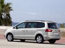 Фото авто SEAT Alhambra 2 поколение, ракурс: 135 цвет: серебряный