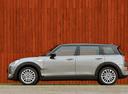 Фото авто Mini Clubman 2 поколение, ракурс: 90 цвет: серый