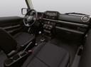 Фото авто Suzuki Jimny 4 поколение, ракурс: торпедо