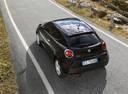 Фото авто Alfa Romeo MiTo 955 [рестайлинг], ракурс: 135 цвет: фиолетовый