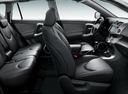 Фото авто Toyota RAV4 3 поколение [рестайлинг], ракурс: салон целиком