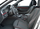 Фото авто BMW 3 серия F30/F31/F34 [рестайлинг], ракурс: сиденье