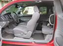 Фото авто Toyota Tacoma 2 поколение [рестайлинг], ракурс: салон целиком