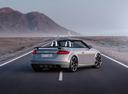 Фото авто Audi TT 8S, ракурс: 225 цвет: серый