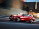 Фото авто BMW 4 серия F32/F33/F36, ракурс: 90 цвет: красный