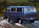 Фото авто Volkswagen Transporter T3 [рестайлинг], ракурс: 135