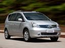 Фото авто Nissan Livina 1 поколение, ракурс: 315