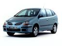 Фото авто Nissan Almera Tino V10, ракурс: 45