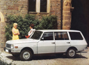 Фото авто Wartburg 353 1 поколение, ракурс: 270