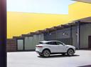 Фото авто Jaguar E-Pace 1 поколение, ракурс: 270 цвет: белый