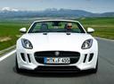 Фото авто Jaguar F-Type 1 поколение,  цвет: белый