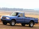 Фото авто Ford Ranger 2 поколение, ракурс: 90