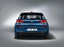 Фото авто Hyundai i30 PD, ракурс: 180 цвет: синий