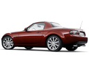 Фото авто Mazda MX-5 NC, ракурс: 135