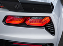 Фото авто Chevrolet Corvette C7, ракурс: задние фонари