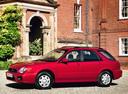 Фото авто Subaru Impreza 2 поколение, ракурс: 90