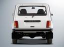 Фото авто ВАЗ (Lada) 4x4 1 поколение [рестайлинг], ракурс: 180
