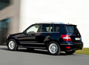 Фото авто Mercedes-Benz GLK-Класс X204, ракурс: 90 цвет: черный