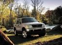 Фото авто Ford Explorer 3 поколение, ракурс: 315 цвет: серый