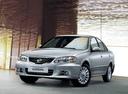 Фото авто Nissan Sunny Classic [2-й рестайлинг], ракурс: 45