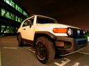 Фото авто Toyota FJ Cruiser 1 поколение, ракурс: 315