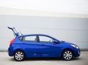 Фото авто Hyundai Accent RB, ракурс: 270