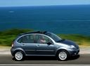 Фото авто Citroen C3 1 поколение, ракурс: 270 цвет: синий