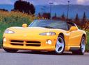 Фото авто Dodge Viper 1 поколение, ракурс: 45