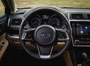 Фото авто Subaru Legacy 6 поколение [рестайлинг], ракурс: рулевое колесо
