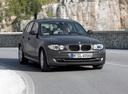 Фото авто BMW 1 серия E81/E82/E87/E88 [рестайлинг], ракурс: 315 цвет: серый