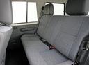 Фото авто Toyota Land Cruiser J70 [3-й рестайлинг], ракурс: задние сиденья