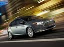 Фото авто Ford Focus 3 поколение, ракурс: 315 цвет: аквамарин