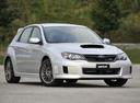 Фото авто Subaru Impreza 3 поколение [рестайлинг], ракурс: 315 цвет: серебряный