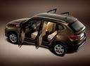 Фото авто Brilliance V5 1 поколение, ракурс: 135 - рендер цвет: коричневый