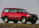 Фото авто Toyota Land Cruiser J80, ракурс: 315