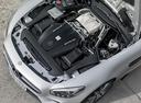 Фото авто Mercedes-Benz AMG GT C190, ракурс: двигатель цвет: серый