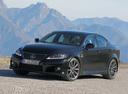 Фото авто Lexus IS XE20 [рестайлинг], ракурс: 45 цвет: черный