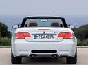 Фото авто BMW M3 E90/E92/E93, ракурс: 180 цвет: белый
